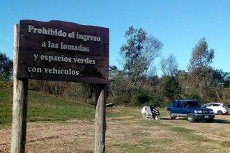 ¿Se cuida a San Carlos como si fuese una reserva natural?