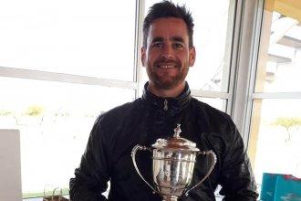 Cristian Sharn ganó la Copa Liebig