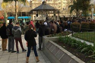 El reclamo universitario contra el ajuste vuelve a las calles de Concordia y Paraná
