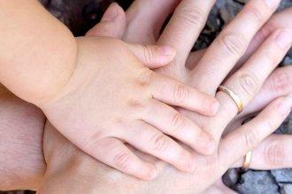 Dos niñas entrerrianas podrán cumplir el sueño de tener una familia