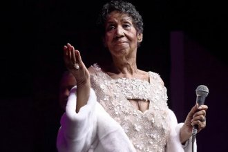 El mundo llora la muerte de Aretha Franklin