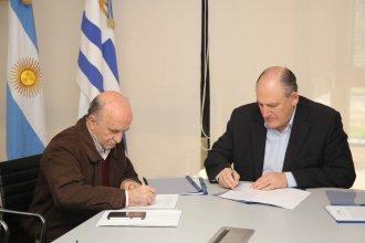 Salto Grande y la Cooperativa Eléctrica firmaron un convenio marco de colaboración