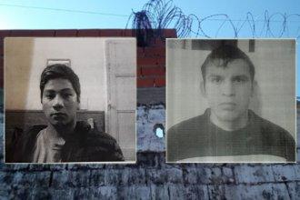 Huyeron de la cárcel y los encontraron en una casa abandonada