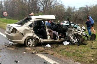 Una mujer, segunda víctima fatal del accidente en la Autovía Artigas