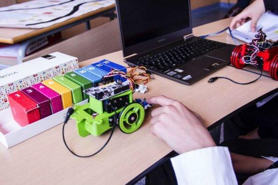 Docentes entrerrianos se capacitarán en robótica
