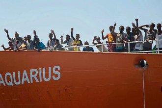 La tragedia de la inmigración en el mundo actual