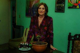 Abuela entrerriana regala aceite de cannabis y lucha por la legalidad del autocultivo