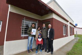 Incorporaron nuevos créditos hipotecarios para construcción de viviendas