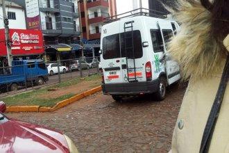 Desplazan al director de discapacidad por camioneta oficial vista en Paraguay