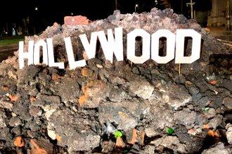 La calle entrerriana que se convirtió en Hollywood