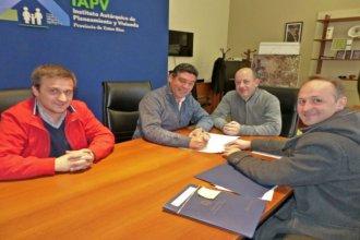 Con recursos provinciales, IAPV construirá más de 30 viviendas en localidades entrerrianas