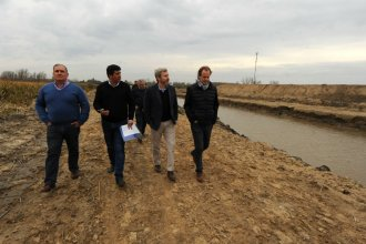 Otra localidad entrerriana tendrá defensa contra inundaciones