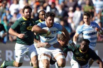 Los Pumas rugieron fuerte ante Sudáfrica