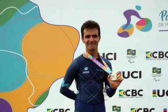 Medalla de plata para Rodrigo en San Pablo