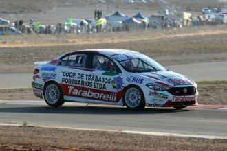 Werner hizo podio en La Pampa y lidera en el Turismo Nacional