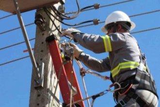 Enersa informó sobre la situación del suministro de energía eléctrica en zonas afectadas por la tormenta