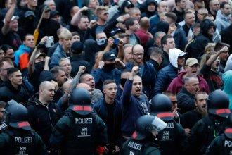 """""""Extranjeros fuera"""" dicen en alarmante avanzada xenófoba en Alemania"""