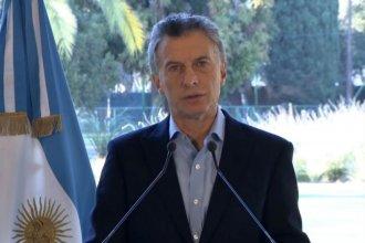 Macri acordó un adelanto de fondos con el FMI