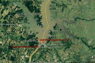 Nueva disposición prohíbe la navegación nocturna en zona de Salto Grande