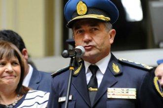 El entrerriano jefe de la Policía Federal, candidato a ocupar cargo en la Interpol