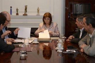 Salto Grande colaborará con el Ministerio de Seguridad en la lucha contra el narcotráfico