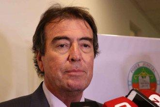 """Castrillón destacó que """"no hay jueces denunciados por enriquecimiento ilícito"""" en Entre Ríos"""