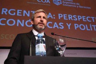 """Frigerio, tajante: """"El pago del bono es obligatorio"""""""