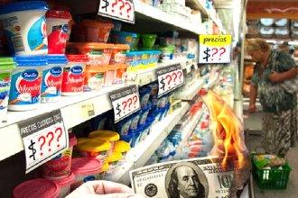 """""""El cambio del dólar te lleva a modificar constantemente los precios"""""""