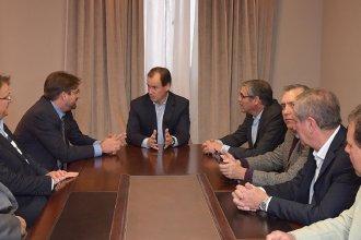 Bordet en la búsqueda de inversiones alemanas para la provincia