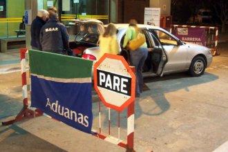 Uruguay impuso restricciones en la frontera para las compras en Argentina