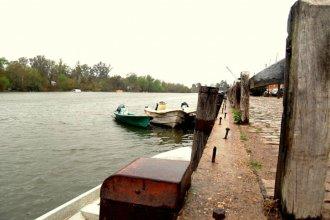 La sudestada hizo multiplicar por 3 la altura del río Gualeguaychú