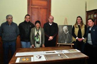 Programa y logo por el sesquicentenario de la trágica muerte del padre Cot