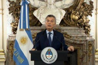 Repasá las principales frases del discurso del presidente Macri