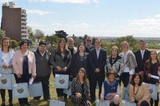 Fue reconocida la labor de los docentes con el premio provincial Maestro Manuel Antequeda