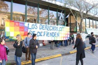 Trabajadores de Salud protestaron por los cambios impulsados a nivel nacional