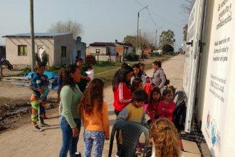 Realizaron un operativo integral de salud en un barrio Concepción del Uruguay