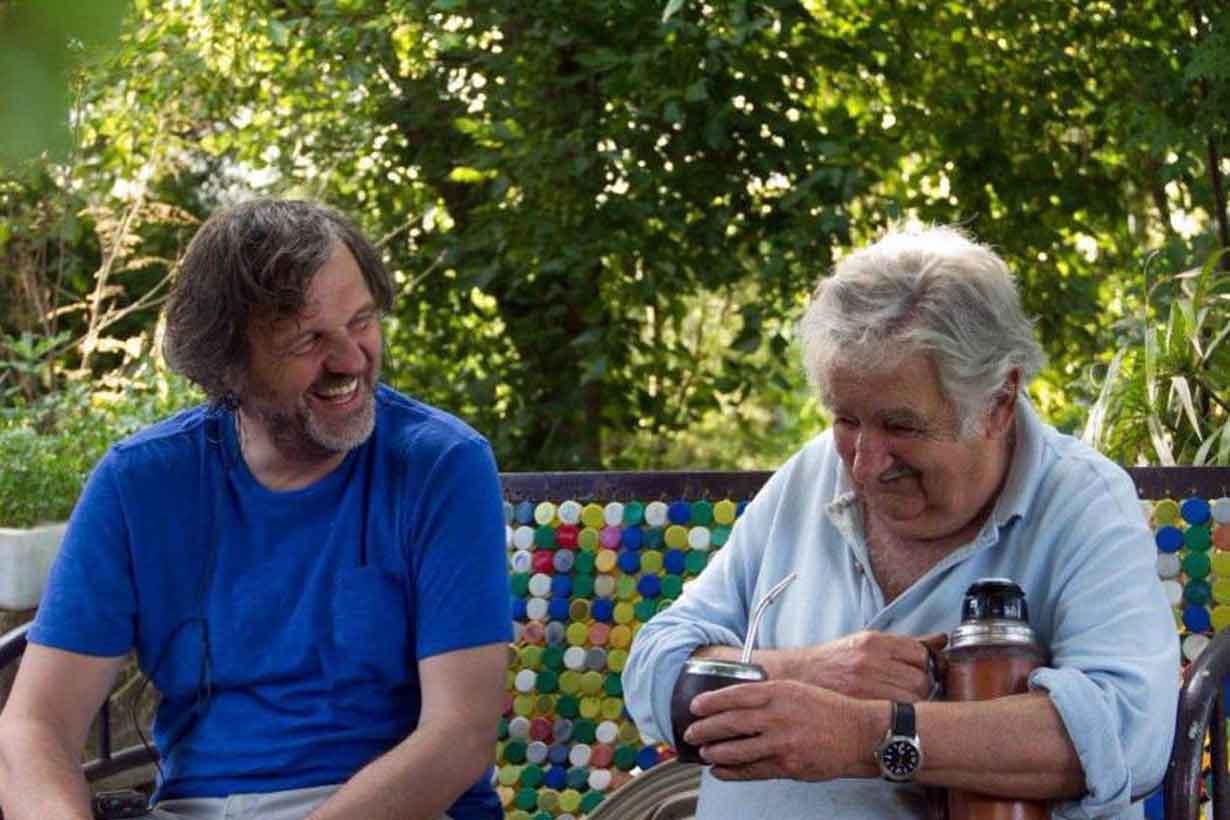 Mujica y Kusturica
