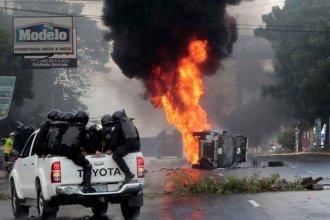 Nicaragua sigue sin encontrar salida