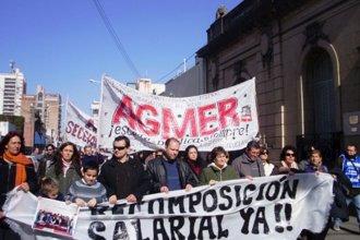 Agmer reiteró la necesidad de discutir la recomposición salarial