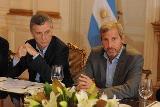 """""""Las provincias están de acuerdo con que el esfuerzo sea compartido"""", afirmó Frigerio"""
