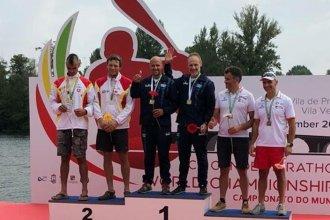 Dos hermanos entrerrianos se consagraron campeones de la Copa del Mundo de Maratón