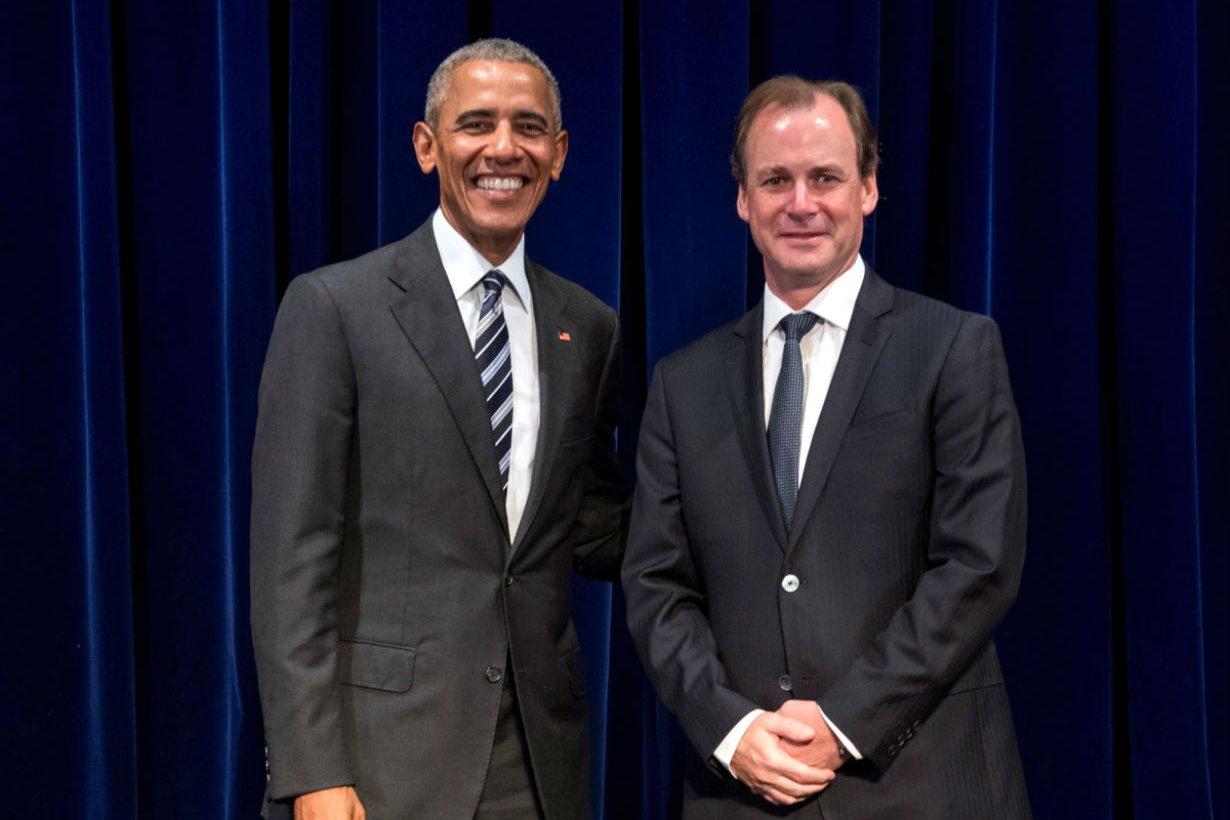 En octubre pasado, Bordet se reunió con Obama.