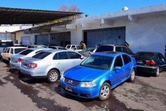 La Provincia rematará 32 vehículos oficiales para recortar gastos