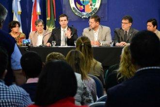 Entre críticas y agradecimientos, Cresto habló de las medidas del gobierno nacional