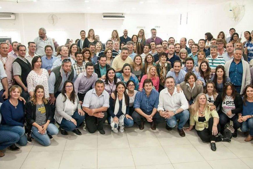 El PRO entrerriano se reunió en Villaguay.