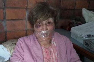 Violento asalto: golpearon y ataron a dos mujeres para robarles