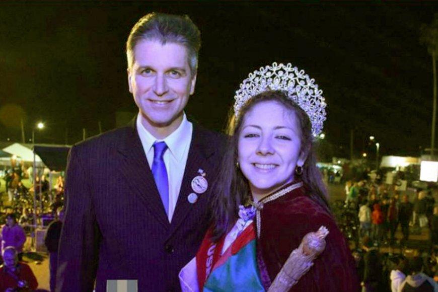Bidegain, nueva reina provincial (Foto: Walter)