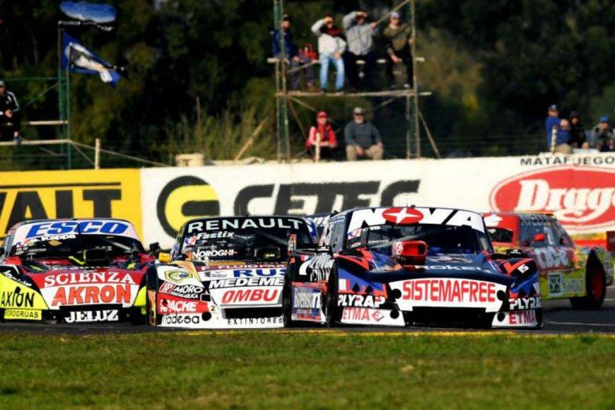 Rossi, ganador en Paraná (foto: ACTC).