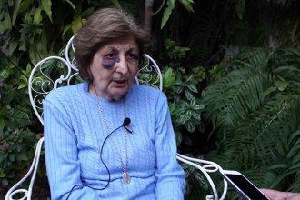 Crueldad sin límites: Elsa, de 80 años, cuenta cómo la torturaron para robarle sus ahorros