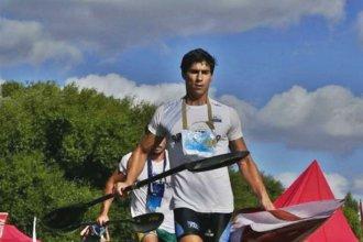 Un entrerriano se destacó en el Mundial de Canotaje de Portugal